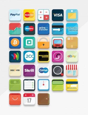 E-Commerce Icon Set
